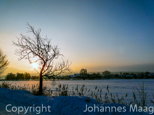 0475a Sonnenaufgang im Winter