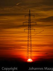 1195a Sonnenuntergang